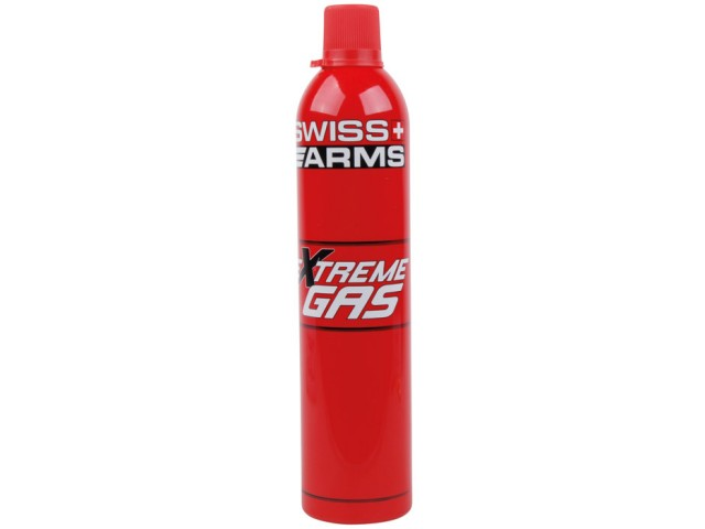 Plin SWISS ARMS eXtreme gas 600 ml