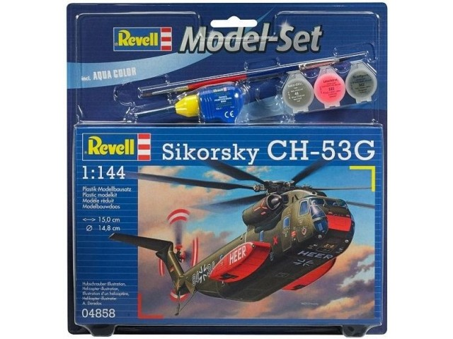 Model set Revell CH-53G transportni helikopter