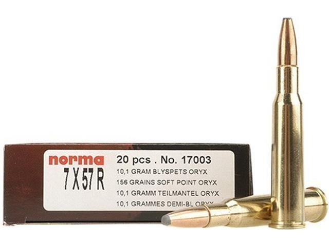 Rifle ammunition-7x57R EN