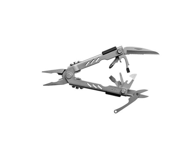 COMPACT SPORT - MULTI-PLIER 400 STAINLESS W/ SHEATH One-Hand Opening Multi-Tool