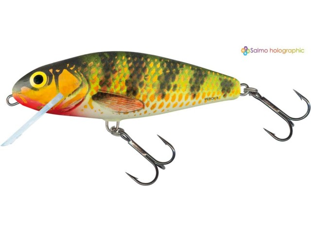 Vobler SALMO PERCH 12 F