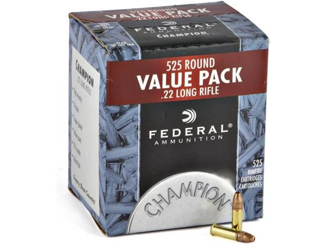 Naboj Federal .22 Lr HV 36 grain (525 kom)