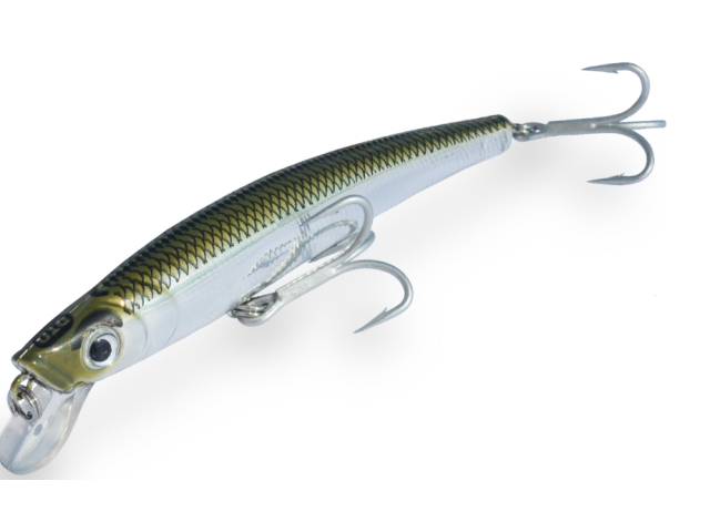 Vobler DTD Gavun 90 mm - natural smelt