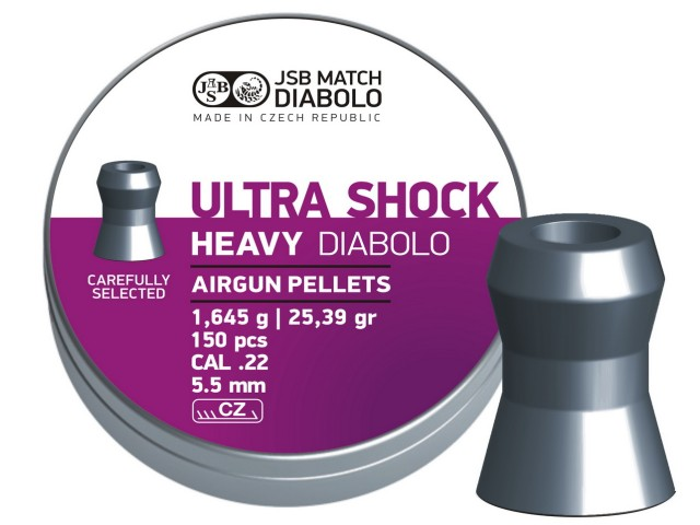 Diabole 5,5 JSB Ultra Shock HEAVY