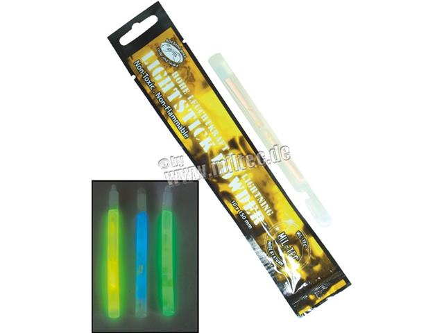 Chemical light stick 15x1cm - 48 hours (2x24hours)