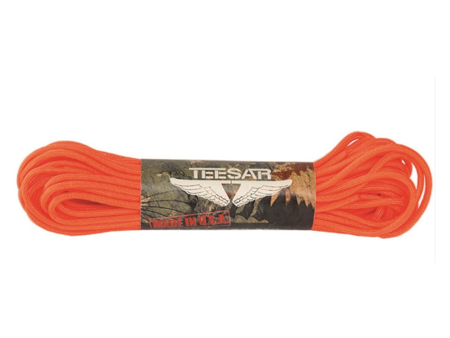 Vrvica PARACORD 550 - 50 ft ORANGE