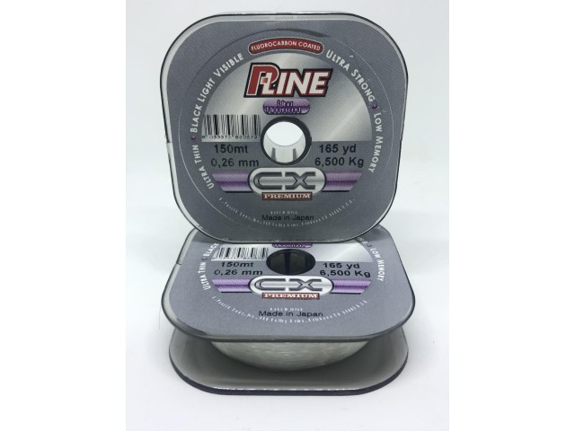 Laks P-line ultra thin 150m 0,26mm