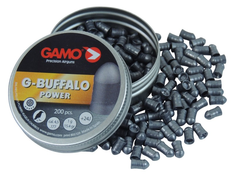Diabole 4,5 GAMO G-BUFFALO Power