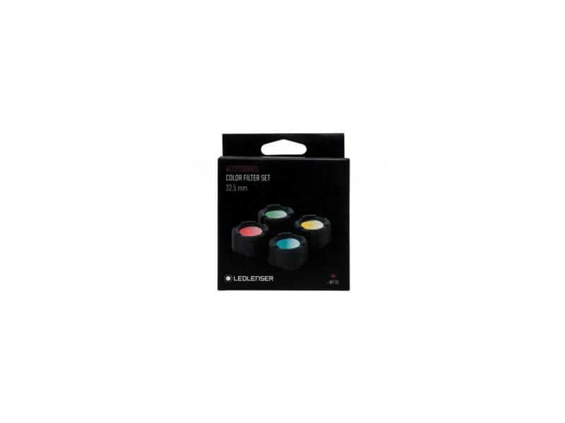 Ledlenser Color Filter Set 32.5mm